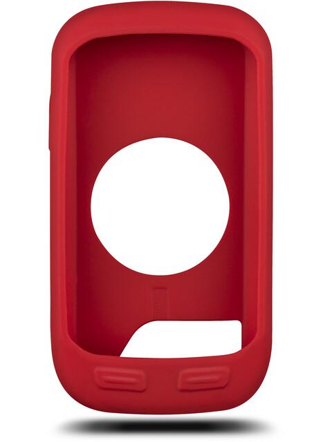 Garmin Edge 1000 Schutzhülle gummiert rot